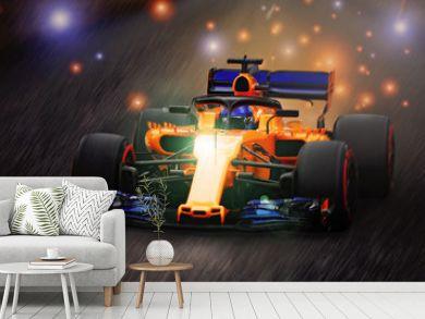 scintille in Formula 1