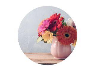 Gerbera madeliefje bloem boquet