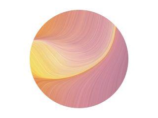 vloeiende header met donkere zalm, zeer donker violet en antieke fuchsia kleuren. dynamische gebogen lijnen met vloeiende golven en bochten