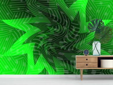 abstract, design, green, blue, pattern, technology, light, wallpaper, line, wave, backdrop, space, motion, texture, grid, art, fractal, illustration, black, web, lines, template, waves, dark, dynamic
