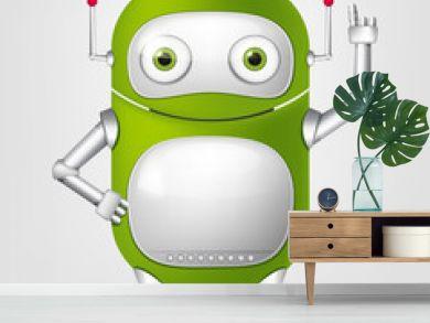 Cartoon Character Android