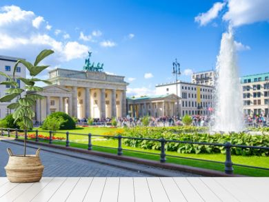 Berlin, Brandenburg Gate