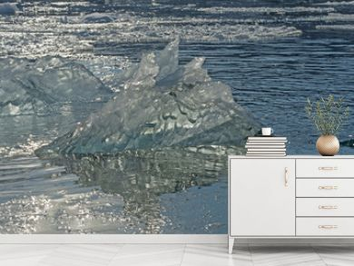 LIght Shining through an Iceberg