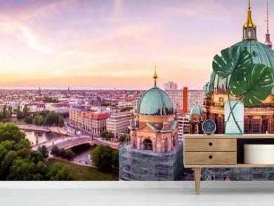 Berliner dom after sunset, Berlin