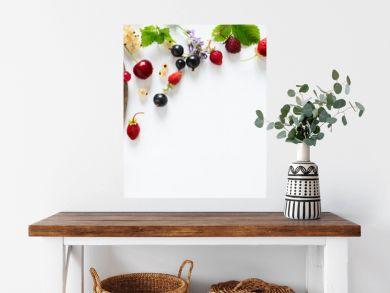 sweet summer fresh juice fruit background; summer food